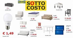Sottocosto IKEA: sconti fino al 99% scontOmaggio