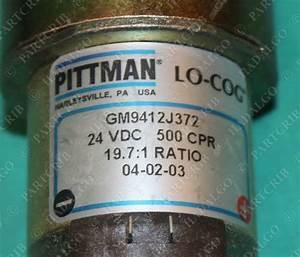 Pittman Ametek Pittman Lo