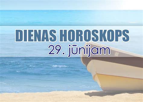 29. jūnija dienas horoskops