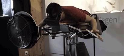 Oculus Rift Bird Through Tanks Fly Tech