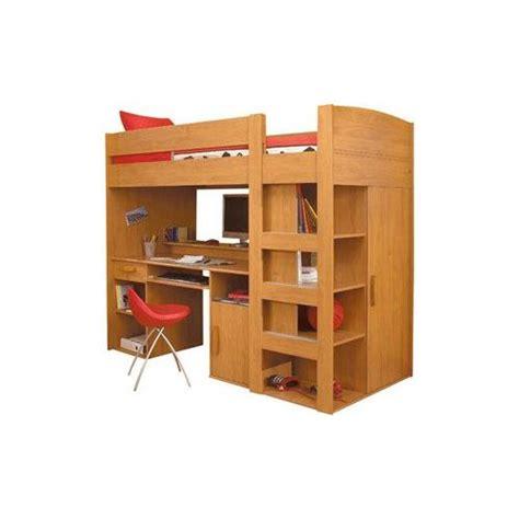 vente mobilier bureau occasion lit mezzanine combiné montana 90x200cm achat et vente