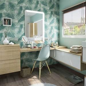 Miroirs Leroy Merlin : miroir salle de bains marie claire ~ Melissatoandfro.com Idées de Décoration