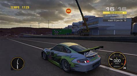 jeux  pc de voitures de courses top