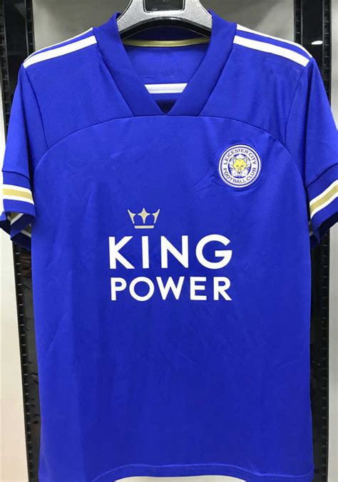 AAA 2020/21 Leicester City Home Soccer Jersey [TQS ...