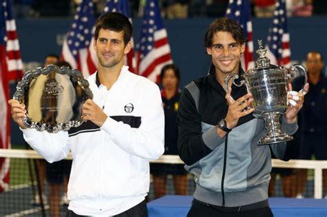Azarenka avec redfoo des lmfao en conférence de presse (us open 2012). US Open 2010: Rafael Nadal tops Novak Djokovic for a ...