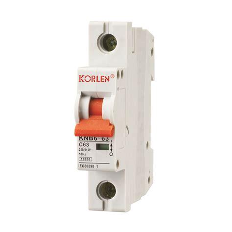 China Circuit Breaker Switch Mcb Knb