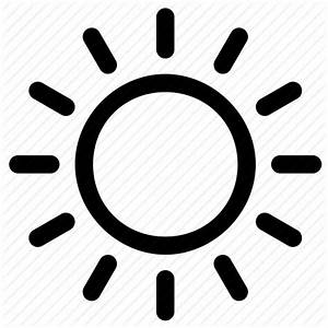 Day, sunny icon   Icon search engine