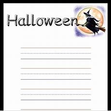 Debbie's Resource Cupboard Halloween Writing Frame