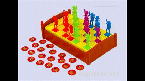 Monkeys Jumping On The Bed Family Game From Briarpatch U