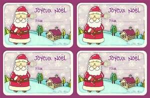 étiquettes De Noel à Imprimer : tiquettes p re noel photo de imprimer des p 39 tits riens ~ Melissatoandfro.com Idées de Décoration