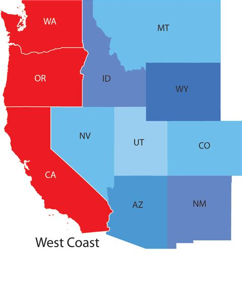 what would it look like if the west coast made its own