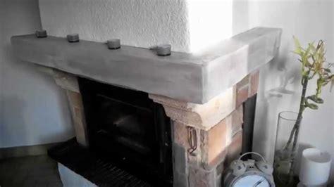 renovation cuisine ancienne peindre et relooker sa poutre de cheminée