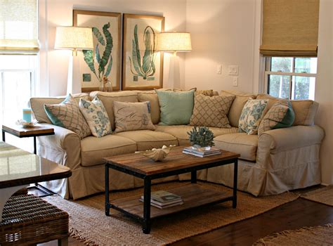 House Decor : Best + Coastal Living Rooms Ideas On Pinterest