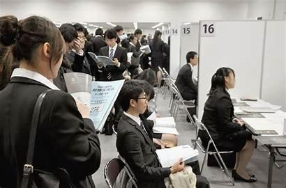 Job Students Japan Hunting Interviews Japanese Career