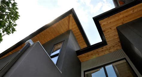 ecological home addition  southwestern ontario