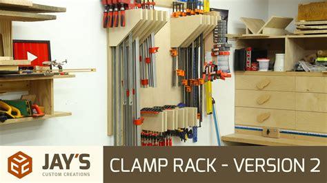 clamp rack version   youtube