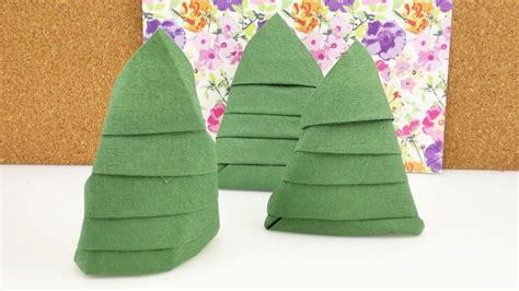 servietten tannenbaum falten servietten falten tannenbaum anleitung zu weihnachten