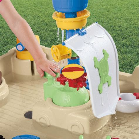 fisher price water table little tikes anchors away pirate ship water table best