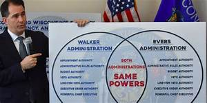 Wisconsin Gov  Scott Walker Slammed Over Bad Venn Diagram