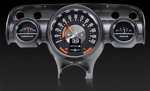 1957 Chevy Car Rtx Gauge System