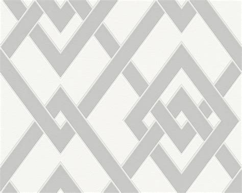 Gray And White Chevron Wallpaper Wallpapersafari