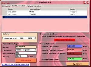 Haushaltsbuch Online Kostenlos : haushaltsbuch software kostenlos ~ Orissabook.com Haus und Dekorationen