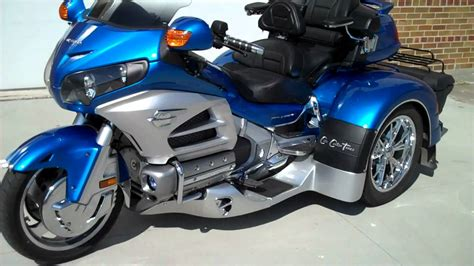 Sold! 2012 Honda Goldwing Adventure Trike