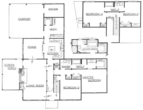 architectural house plans architectural floor plan by sneaky chileno on deviantart