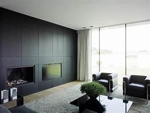 Tv Wand Modern : haard tv wand vbf haarden pinterest haard tv en ~ Michelbontemps.com Haus und Dekorationen