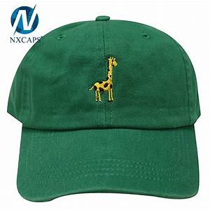 Custom plain embroided dad hat,unstructured 6 panel hats ...