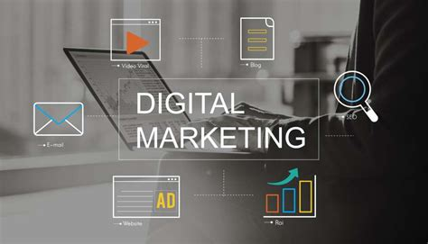Digital Marketing Media Technology Graphic Wallpaper