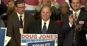 Democrat Doug Jones wins in stunning Alabama upset | The ...