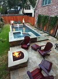 good looking spa patio design ideas 30 Small Backyard Ideas — RenoGuide - Australian ...