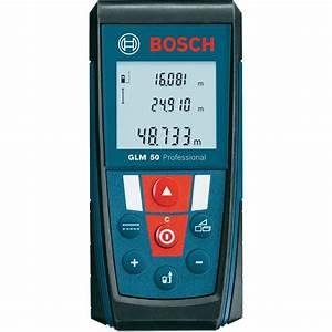 Télémètre Laser Prix : bosch t l m tre laser glm 50 professional vente bosch ~ Edinachiropracticcenter.com Idées de Décoration