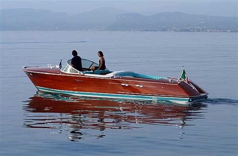 Riva Boats Wood by 975 000 Wood Runabout Boat Sold