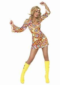 1960s Paisley Hippie Costume | Hippie Fashion, Hippie ...