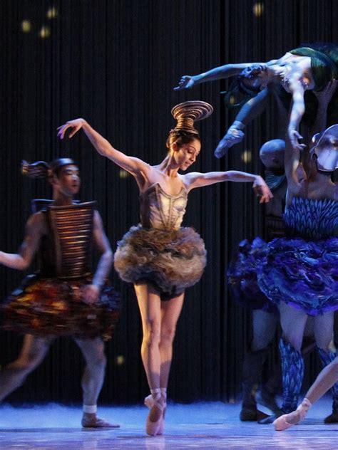 From isolating inside lavish properties to. 2016 Cinderella: London   The Australian Ballet