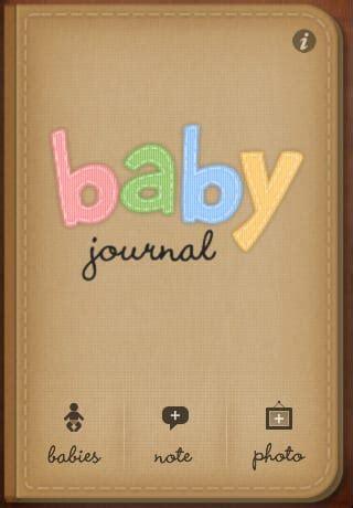 baby journal app modernmom