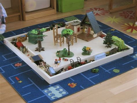 kids table  playmobil  steps  pictures