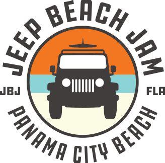 jeep beach logo jeep beach jam jeep festival in panama city beach fl