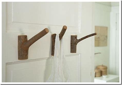 creative towel bars amp hooks sand and sisal