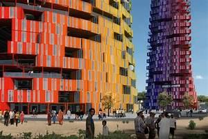 Da Design Mumbai Mumbai Grattacieli Di Container Per Riqualificare Le