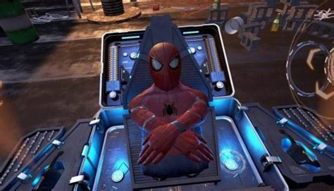 review spider man homecoming psvr experience pspsvr