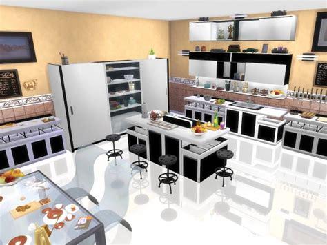 mod  sims modern kitchen  simfun sims  downloads
