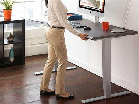 motorized standing desk ikea desk astounding adjustable height desk ideas adjustable