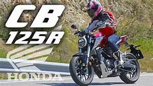 Honda Cb125r 2018 : honda cb125r 2018 prueba a fondo youtube ~ Melissatoandfro.com Idées de Décoration