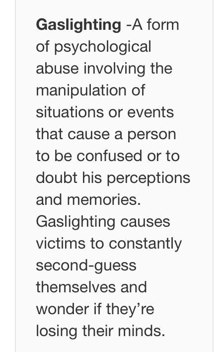 gas lighting meaning gaslighting pts depression abuse anxiety