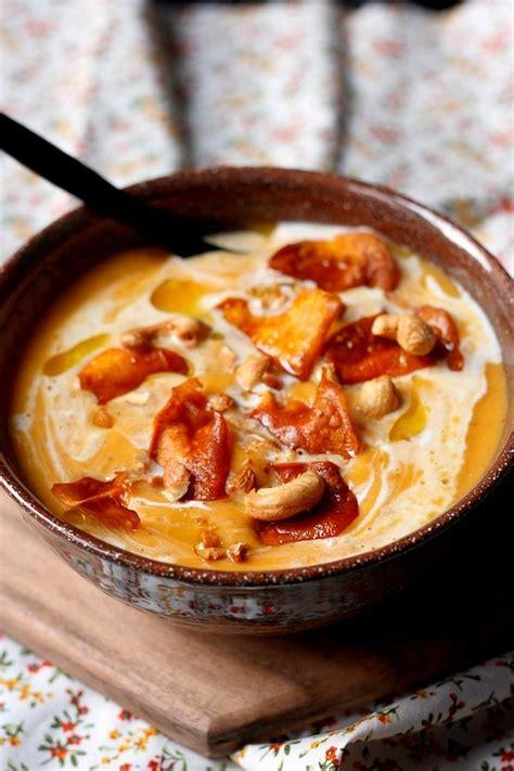 velout 233 de patate douce au lait de coco et 233 pices gourmandiseries