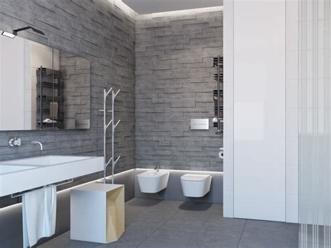 Bathroom Wall Texture Ideas by Minimalist Bathroom Designs With Wall Texture Decor Which