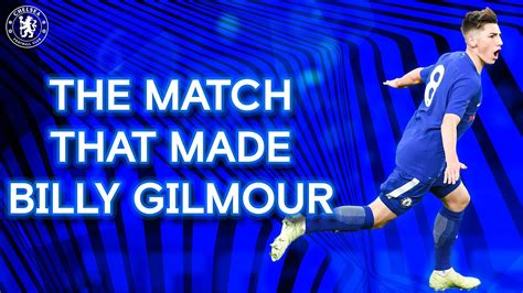 Player stats of billy gilmour (fc chelsea) goals assists matches played all performance data. How Billy Gilmour Played His Way Into Lampard's Chelsea ...